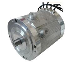 电动汽车、船舶专用开关磁阻电机系统