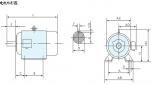 电机外形图